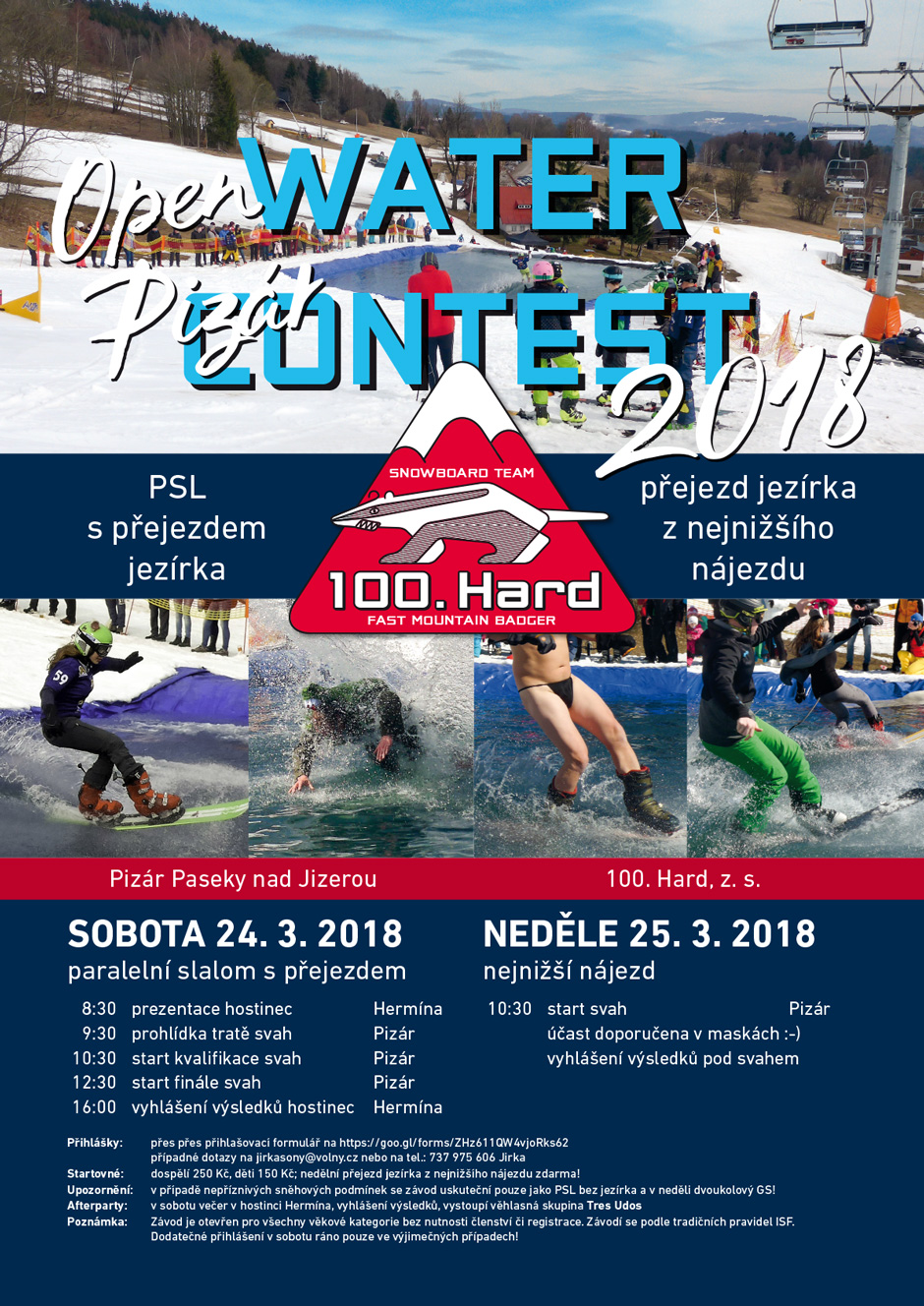water contest 2018