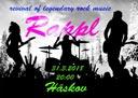 Koncert Rappl na Háskově