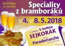 Sejkorové speciality na Háskově