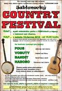 Country festival v Jablonci n. J.