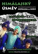 Přednáška: Himalajský úsměv