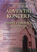 """Adventní koncert """"Andělé v oblacích prozpěvují"""""""