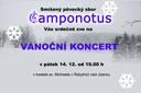 Vánoční koncert Camponotus