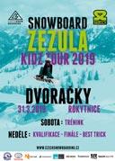 Snowboard Zezula Kidz Tour 2019