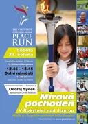 Peace Run v Rokytnici