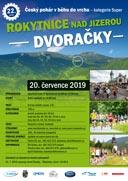 Běh do vrchu Rokytnice - Dvoračky