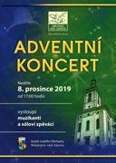 Adventní koncert ZUŠ