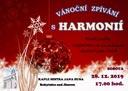 Vánoční zpívání s Harmonií