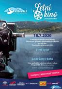Letní kino pod sjezdovkou