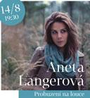 Aneta Langerová v Harrachově