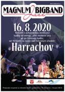 Magnum Jazz Bigband v Harrachově
