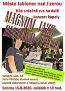 Magnum Jazz Bigband v Jablonečku