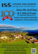 Oslava 100. výročí školy ve Vysokém