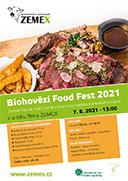 Biohovězí food festival