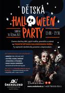 Halloween párty ve Šnekolendu