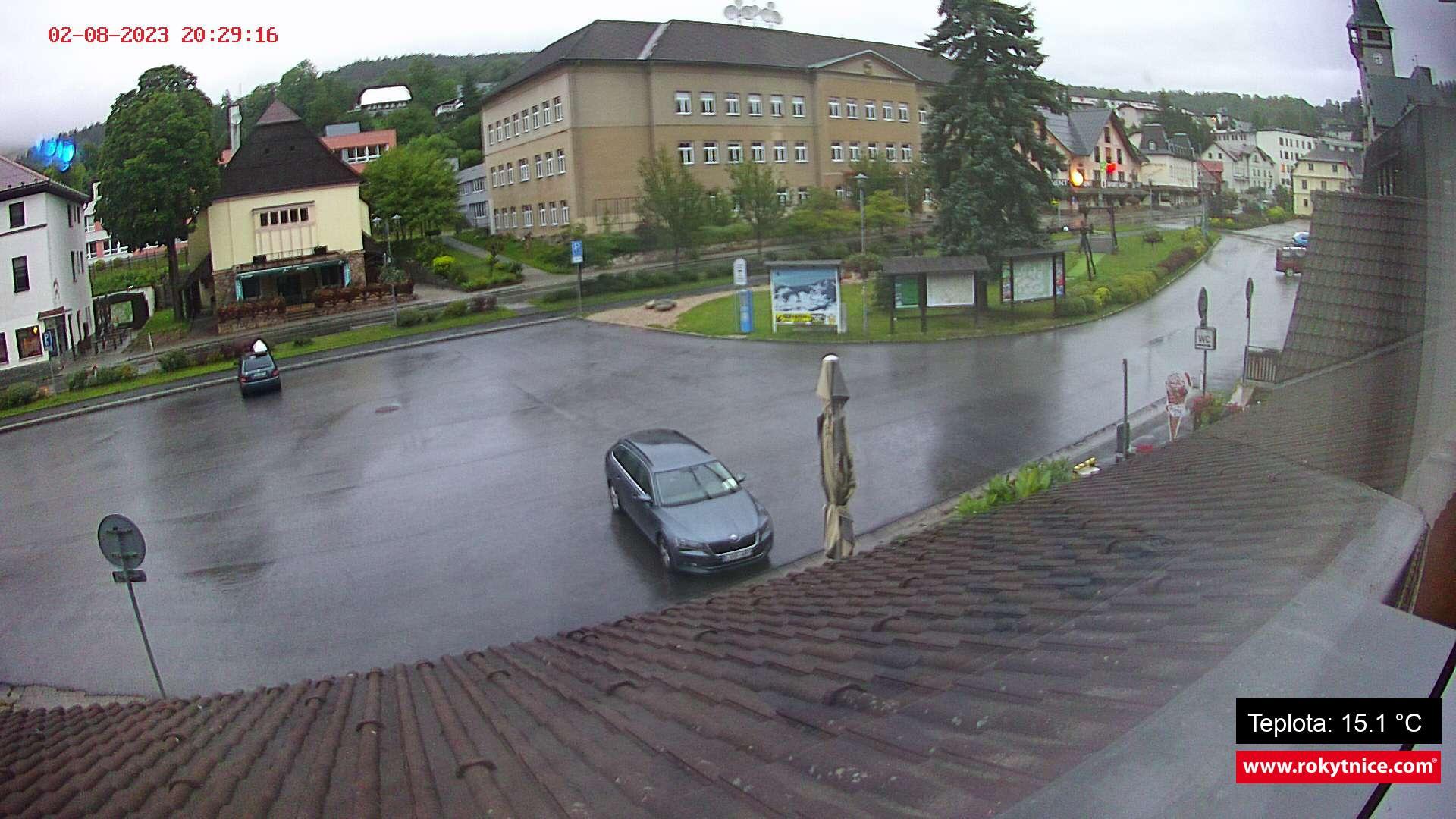 Webkamera Rokytnice nad Jizerou